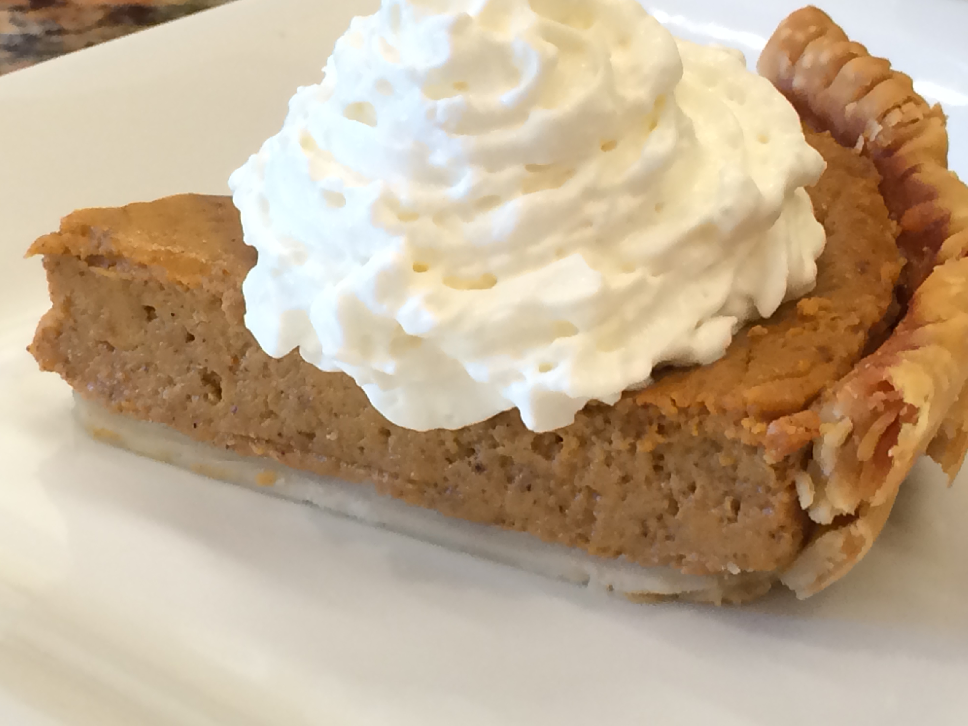 how to make sweet pumpkin pie