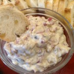 Dried Beef and Mushroom Spread