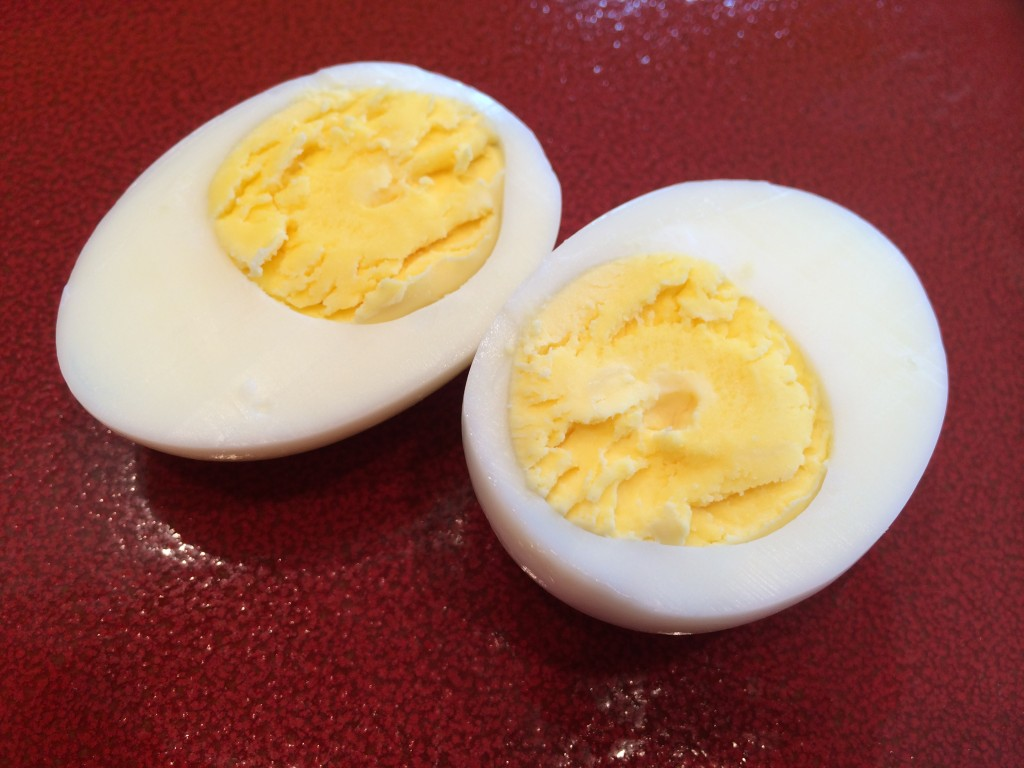 Perfect Hard Boiled Eggs