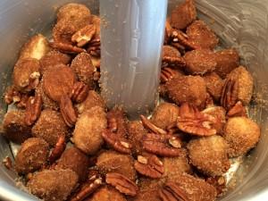 Maple Nut Monkey Bread