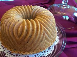 Old Fashion Black Walnut Cake
