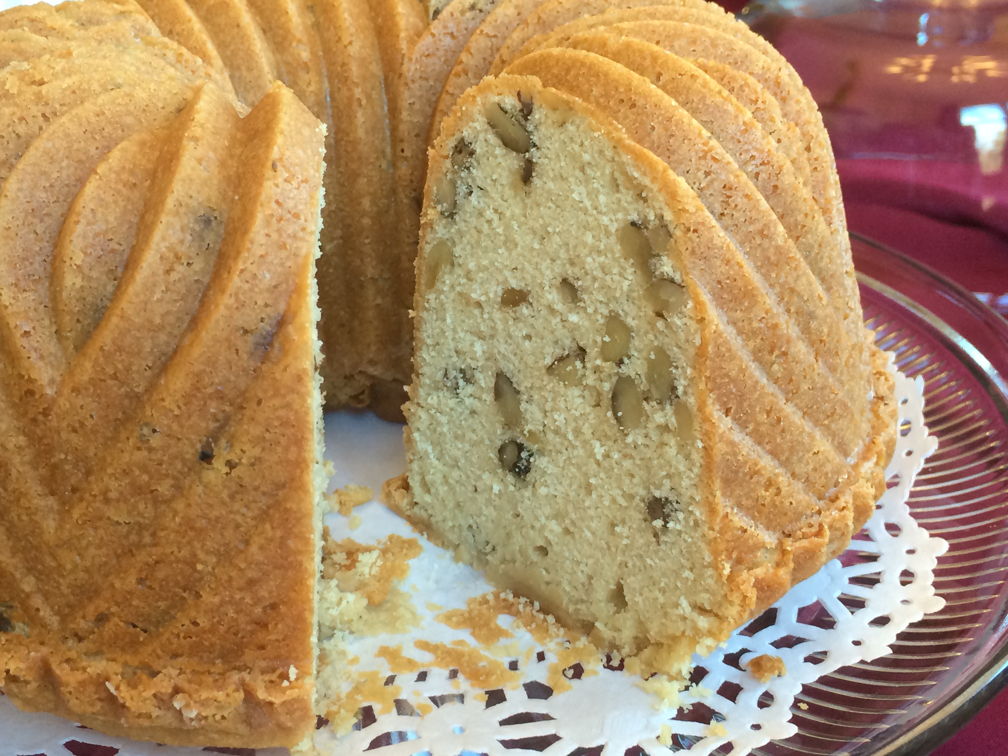 Old Fashioned Kentucky Nut Cake Recipe - m