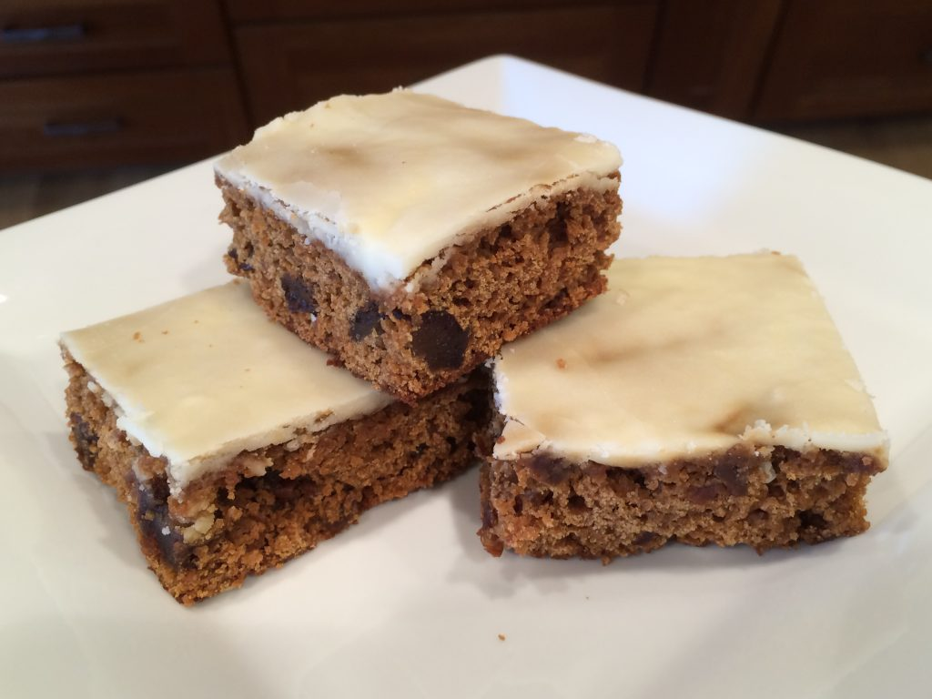 Cherokee Molasses Bars