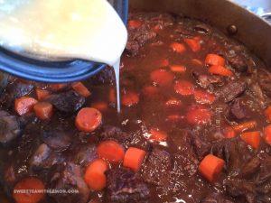 Beef Bourguignon W25