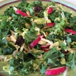 Chopped Kale Salad W11
