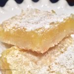 Lemon Bars B24