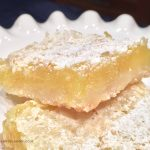 Lemon Bars B25