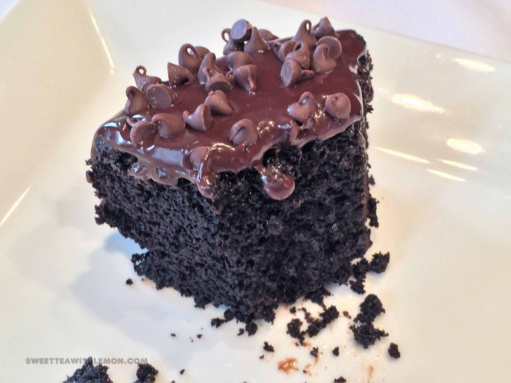 Lit'l Chocolate Cake