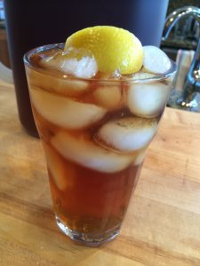 Sweet Tea (With Lemon}