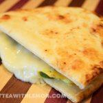 Naan Breakfast Sandwich