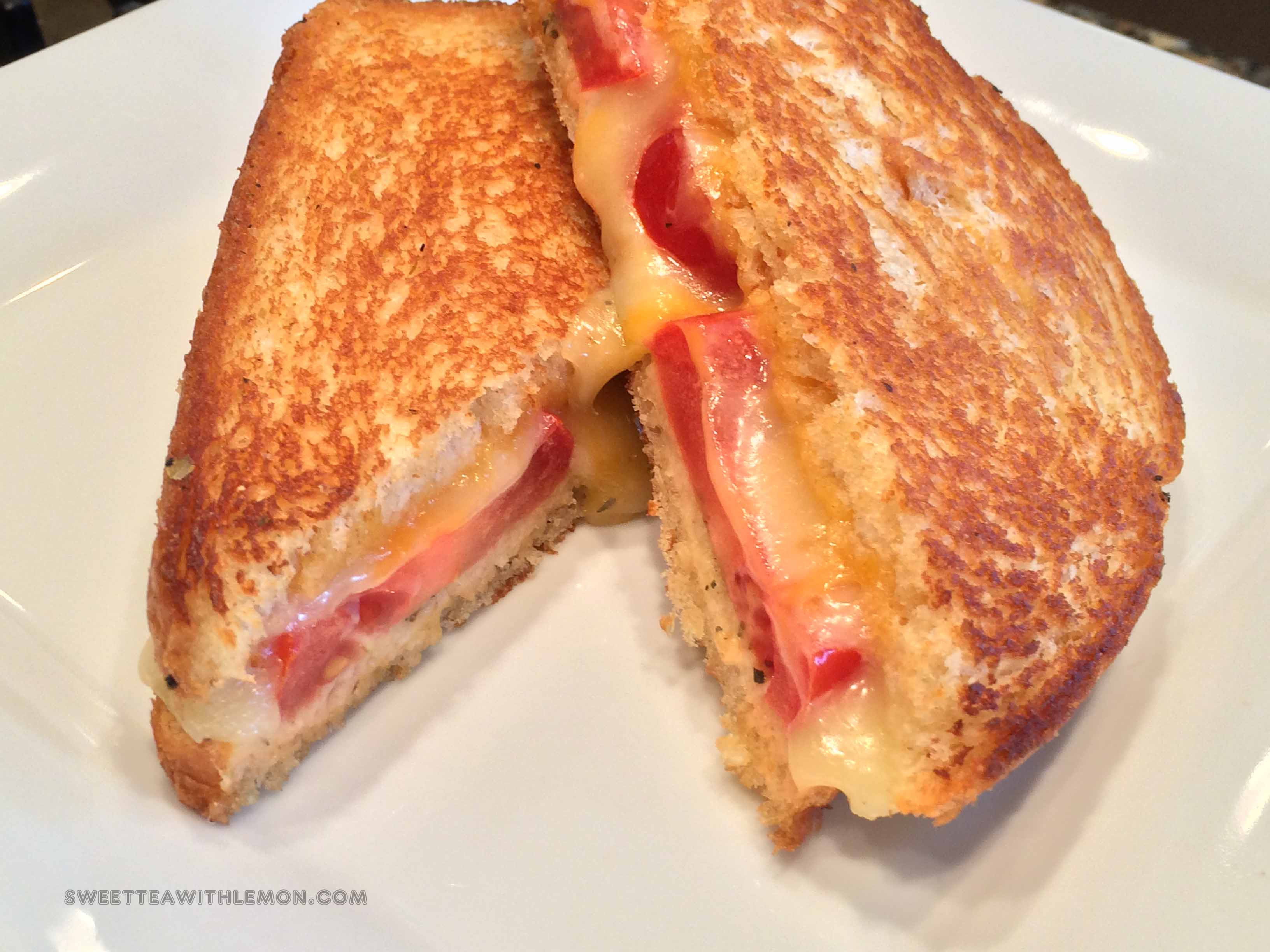 Italian Grilled Cheese