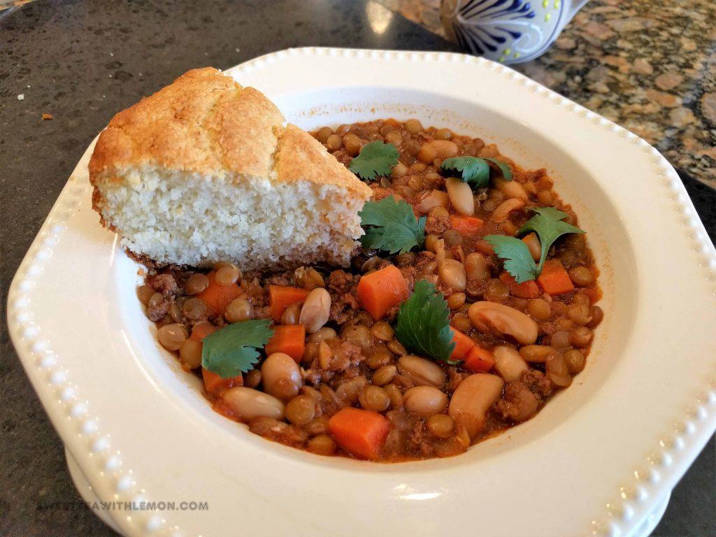Chorizo Lentil Soup